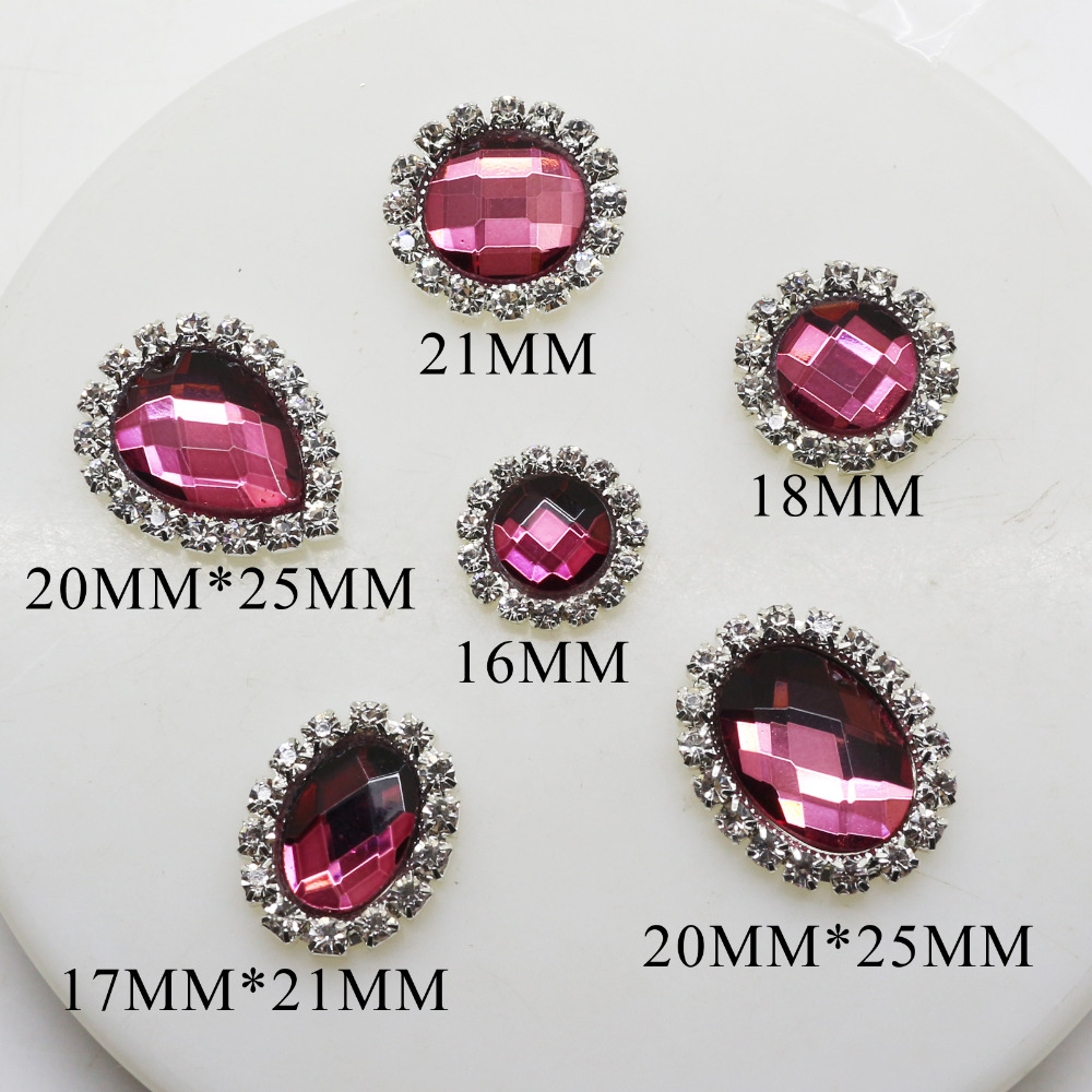 We are well known plant in Zhejiang Province China more than ten - year -  old trading experience for all types of accessories of rhinestones deb0713d7dcf