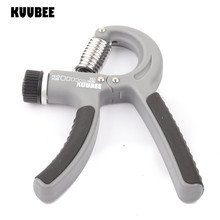 KUUBEE Hand Grippers Strength Fitness Equipment Heavy Hand Grips Adjustable Strength Hand Grip Finger Exerciser(Hong Kong)