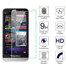 Premium Tempered Glass For Blackberry DTEK 50 60 Q5 Q10 Q20 Q30 Passport Z30 Z10 Z20 Leap Screen Protector Film DTEK 70 Keyone(China)