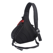 Top Deals Caden K1 DSLR Camera Bag Case Messenger Shoulder Bag Black for Canon Nikon CS(China)