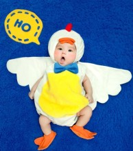 Toddler baby infant unisex animal duck 3pcs plush cute costume set picture prop new 2015roupa de bebe para  fotografia bebe