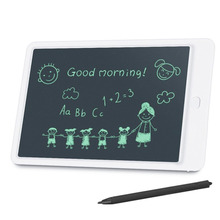 Newest 10 Inch LCD Drawing Tablet Writing Board Portable Handwriting Pad Notepad Paperless Graphic Tablets Home Office School(China)