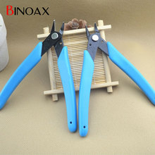 Binoax Electrical Wire Cable Cutters Cutting Side Snips Flush Pliers Hand Tools #P01030#