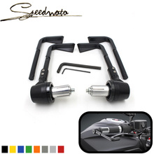 "Universal 7/8"" 22mm Motorcycle Proguard System Brake Clutch Levers Protect Guard for YAMAHA FZ6 R1 R3 Mt07 09 Tmax500 530"