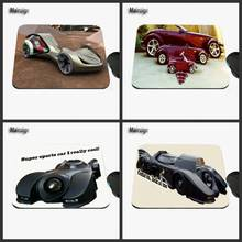 Super Luxury Concept Car Custom Printed Design Multidimensional Game Anti-slide Rectangular Rubber Notebook Computer Mouse Pad