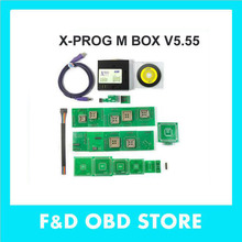 Top Selling X-PROG-M Xprog programmer Box latest 5.60/5.70 ECU Programmer X PROG  Higher Version of xprog 5.55 XPROG-M ECU Box