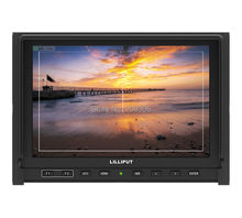 "LILLIPUT 339 7"" IPS LED HDMI field FPV monitor with AV HDMI input built-in 2600mAh battery for Full HD camera HDMI monitor"