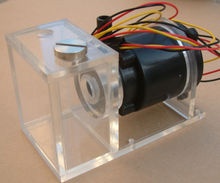New Liquid Water Cooled Pump Water cooling 12VDC for CPU CO2 Laser A