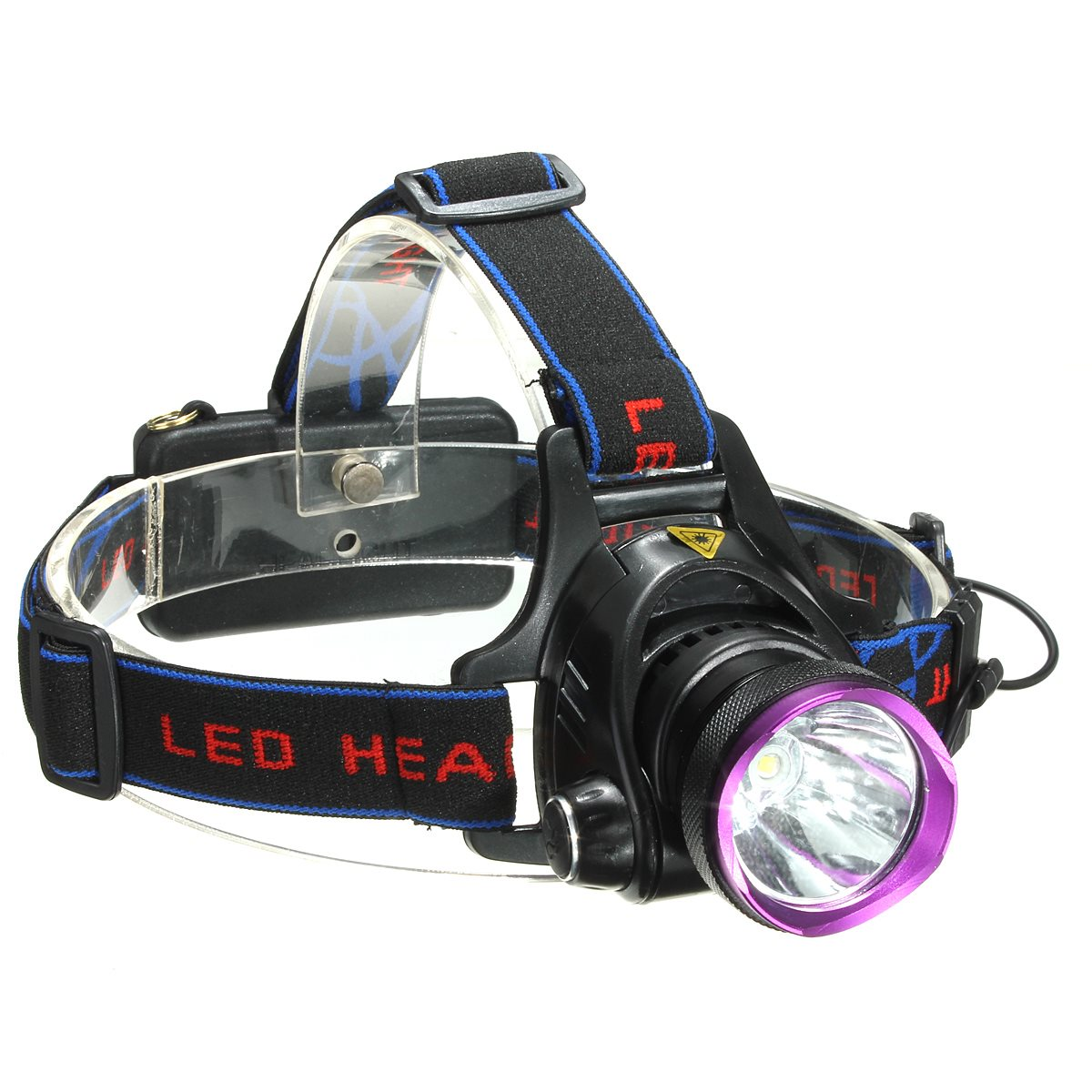 Adjustable 3 modes 3000 lumens Rechargeable T6 LED Headlight Bike bicycle Headlamp 18650 Head lamp Light For camping hiking<br><br>Aliexpress