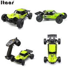 Buy 4WD RC Model Car Toys 1:18 Electric Big Wheels 18856 2.4G Fashion Kids Children for $93.14 in AliExpress store