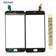 ESUWO Touchscreen For Meizu M2 Mini Touch Screen Panel Digitizer Sensor Glass Len Replacement Parts(China)
