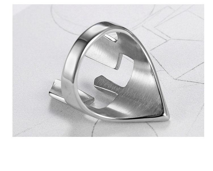 แหวนแฟชั่น Code 052 Spartan series 1 สแตนเลส ส่งฟรี6