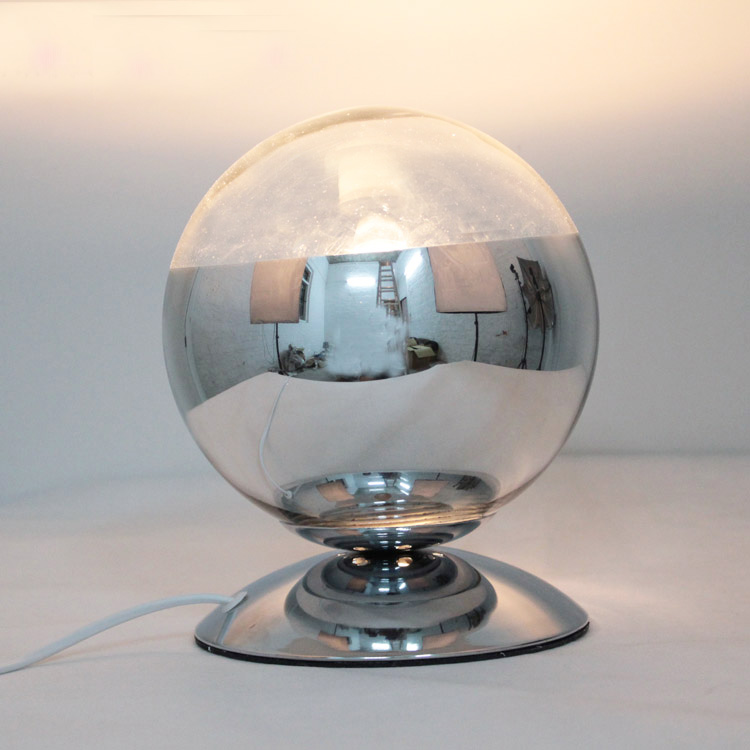 Modern brief plated ball touch table lamp ofhead child room lamp<br><br>Aliexpress