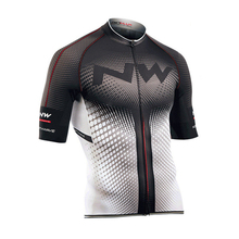 2017 NW Pro Team Men Summer Quick Dry Cycling Jersey Breathable Short Sleeve Bicycle Clothing Ropa Ciclismo Maillot Bike Clothes