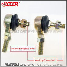 Joint Ball U-joint 10mm M10 Ball Head Tie Rod End for ATV Quad Turn joint ball rod Spare Parts