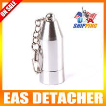 4,500GS Mini Bullet Detacher Magnetic EAS Portable Detacher Security Hard Tag Remover Portable Convenience Use US Stock To USA(China)