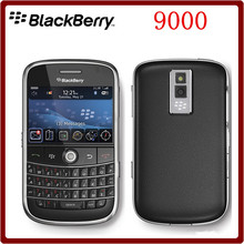 9000 Original Unlocked Blackberry Bold 9000 GPS WIFI 3G 1350mAh Refurbished Cell Phone Free Shipping