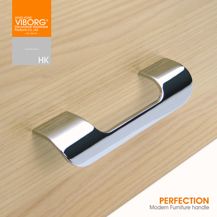 (1 piece) 96mm VIBORG Top Quality Zinc Alloy Kitchen Cabinet Cupboard Door Handles Pull Drawer Pulls Handle, SA-826A<br><br>Aliexpress