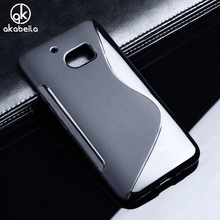 Silicone Phone Case For HTC 10 One M10 M10h/One X10 E66/Desire 10 Evo Bolt/ U Play Alpine/U Ultra Ocean Note/U11 Ocean Bag Cover