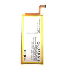 1pcs 100% High Quality ZTE Nubia Z5S mini Li3820T43P3h984237 Battery NX403A 2000mAh Rechargeable Battery +Tracking Code