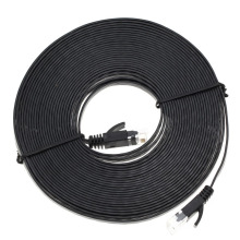 High Quality 1M/1.8M/3M/5M/7.6M/10M Aurum Cables Flat CAT6 Flat UTP Ethernet Internet Network Cable RJ45 Patch LAN Cable