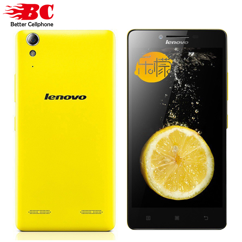 "Original Lenovo K3 Lemon K30-W Android Smart Phone Qual-comm MSMS8916 Cortex A53 Quad Core 1.2GHz 5.0"" IPS 16GB ROM 8.0MP Camera"