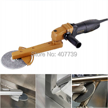 stainless steel corners polishing machine,electric weld fillet polisher/grinder,edge grinding machine,  fillet grinder