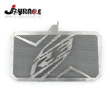 Stainless Steel Radiator Guard Cover Protector for Yamaha YZF R3(China)