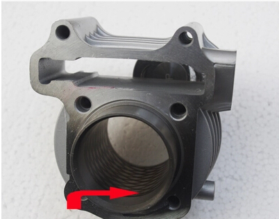 For Motorcycle accessories For GY6 engine ZF150 super durable laser set of cylinder <br><br>Aliexpress