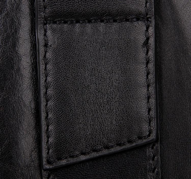 J.M.D New Arrivals Genuine Leather Simple Design Briefcase Male Fashion Laptop Bag Business Messenger Bag Crossbody Bag 7321