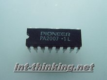 PA2007 DIP16 Professional marketing Integrated circuit(China)