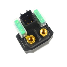 Free Shipping Street ATV Motorcycle GE Parts Starter Solenoid Relay Ignition Key Switch For Suzuki VZ800 Z MARAUDER 800 1997 -09