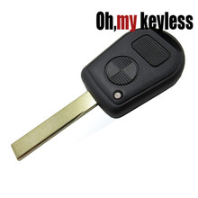Key Replacement Smart Remote Key Fob Shell Case for BMW Entry Keyless Remote Control Key Blank Fob(China)
