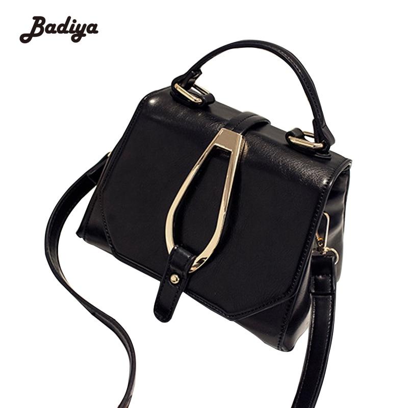 Elegant Small Handbag Leather Black Hasp And Zipper Design Ladies Shoulder Bag Fashion Womens Cross Body Bags Messenger Handbag<br><br>Aliexpress