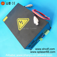 80-90W universal laser power supply for fabric/leather laser cutting machines laser tube 80W(China)