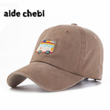 [aide chebi]Letter Adult Casual Top Embroidered Baseball Cap F1 Racing Hat Motorcycle Locomotive Mens Visor Bones Snapback(China)