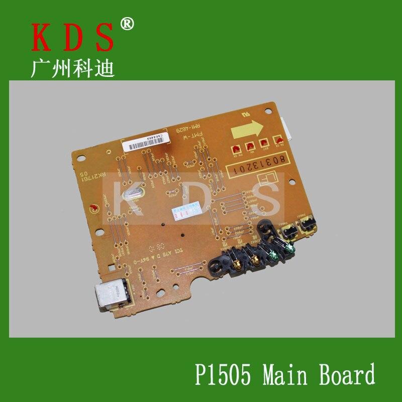 5pcs/lot LaserJet P1505 RM1-4629 Logic Board Formatter Board Main Board 95% NEW<br><br>Aliexpress