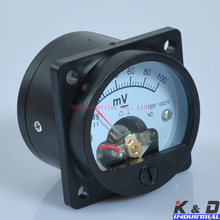 SO45 100mV Panel Meter for KT66 Aluminum chassis hifi diy Tube Amplifier parts