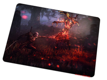 The Witcher mouse pad great destruction large pad to mouse computer mousepad Imported rubber gaming mouse mats to mouse gamer(China)