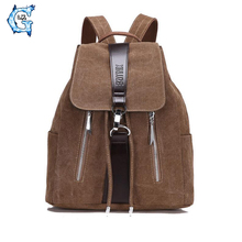 GLIKONG 207 New Brand Laptop Backpack For Male And Female Travel Backpacks Large Space Durable Backpacks Top-Handle Canvas Bags