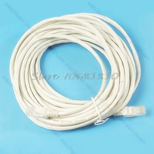 10M 30ft CAT-5e CAT5 RJ45 Ethernet Network Lan Cable N -R179 Drop Shipping