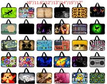 New Fashion Soft Laptop Sleeve Bag Case For Macbook ASUS Dell HP 9.7'' 10.1 11.6 13 13.3 14 14.4  15 15.4 15.6'' Computer