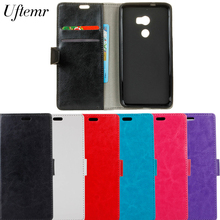 Uftemr Case For HTC One X10 Luxury Wallet PU Leather Case Flip Protective Phone Shell Back Cover Bag For HTC E66 Card Slot
