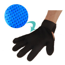 Silicone Pet brush Glove Deshedding Gentle Efficient Pet Grooming Glove Dog Bath Pet cleaning Supplies Pet Glove Dog Accessories(China)