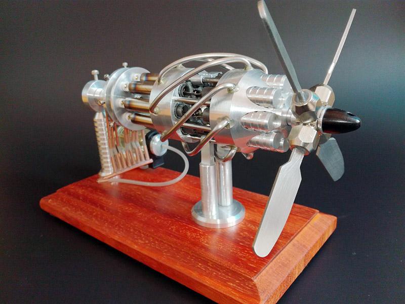 Stirling engine1