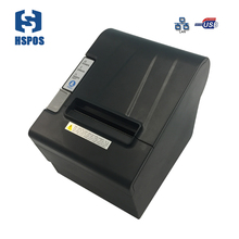 Cheapest 80mm Lan ethernet thermal POS bill Printer with auto cutter(China)