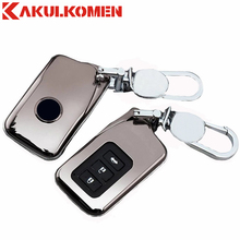 New style carfob key case cover house holder for LEXUS ES250 NX300H 200T IS250 NX GS RX IS ES GX LX RC 200 250 350 LS 450H 300H