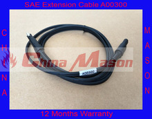High quality and 100% Brand-new SAE Extenion Cable A00300 for Topcon SAE to SAE GPS Extension Power Cable