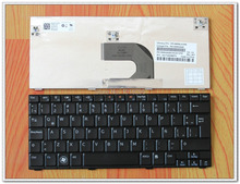 New for DELL Inspiron Mini 1012 1018 0V3272 V3272 LA Latin  Spanish laptop Keyboard 0NFYPV MP-09K66LA-698