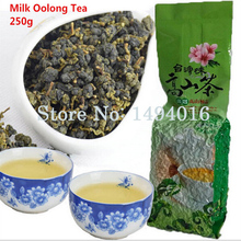 250g Milk Oolong Tea High Quality Tiguanyin Green Tea Taiwan jin xuan Milk Oolong Health Care Milk Tea Free Shipping